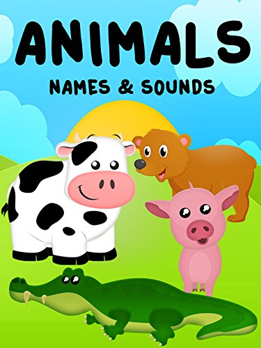 Animals - Animals Names and Sounds - Animals For Kids ()