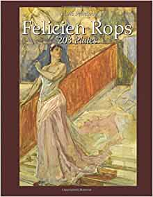 Amazon.com: Felicien Rops: 203 Plates (Colour Plates