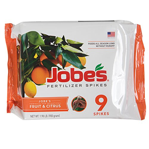 jobes-fruit-and-citrus-tree-fertilizer-spikes-9-pack