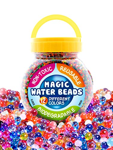 Giraffe - Magic Water Beads - Over 45,000 Beads - 12.25oz