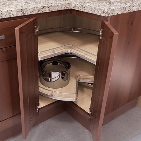 Amazon.com: Recorner Maxx Kidney Lazy Susan: Built In Kitchen ...