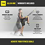 BoYun All-in-ONE Suspension Training,Home Gym,Bodyweight Resistance System,Full Body Workouts for Home and Outdoors,Build Muscle Improve Cardio,Free Workouts Included Burn Fat Travel