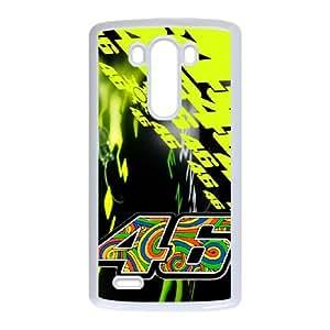 LG G3 Phone Case Valentino Rossi Case Cover PP8Z314345