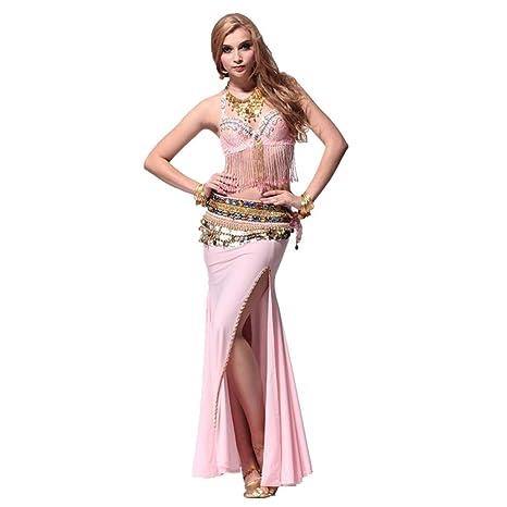Conjunto de disfraces de danza del vientre Traje for danza ...