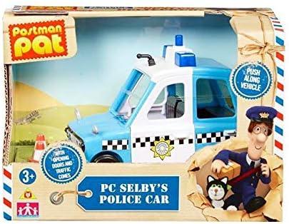 H's Postman Pat Police Car!