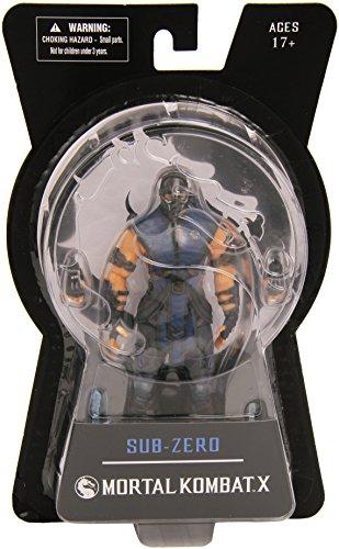 (Mezco Toyz Mortal Kombat X: Sub-Zero)