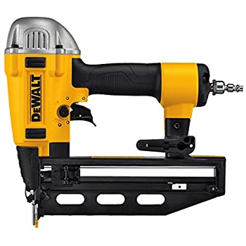 Image of DeWalt DWFP71917 16 Gauge Precision Point Finish Nailer with Selectable Trigger Home Improvements