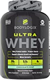 Best Creatine-bpi-sports - Bodylogix Ultra Whey, NSF Certified, Chocolate Mint, 4 Review