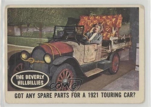 Got any spare parts for a 1921 touring car? COMC REVIEWED Poor to Fair (Trading Card) 1963 Topps Beverly Hillbillies - [Base] #19