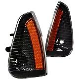 Spec-D Tuning 2LC-CHG05JM-RS Dodge Charger Se Rt Srt-8 Signal Corner Lights Black