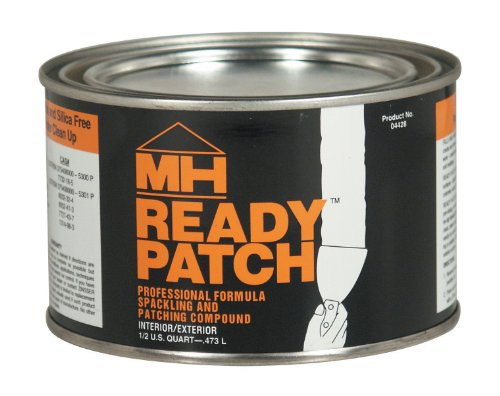 Rust-Oleum 4428 Wall-Surface-Repair-Products, 1 Pint, White