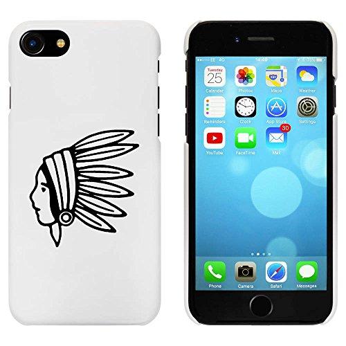 Blanc 'Indien d'Amérique' étui / housse pour iPhone 7 (MC00088533)