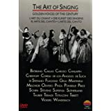 Art of Singing: Golden Voices of the Century