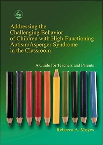 Addressing the Challenging Behavior of Children with High