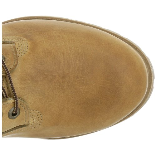 Org Burnished Timberland Annvrsry Grain 6 AF Giallo Stivali Uomo Wheat in Full xx46Iwzq