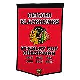 NHL Chicago Blackhawks Dynasty Banner