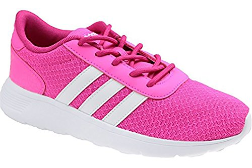 adidas Lite Racer W, Sneaker Bas du Cou Femme, Rose (Rosimp/Ftwbla/Rosfue), 42 EU