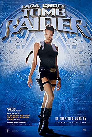 Lara Croft Tomb Raider 2001 U S Mini Poster At Amazon S