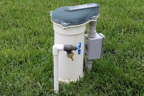Winterize sprinkler systems and outdoor faucets air