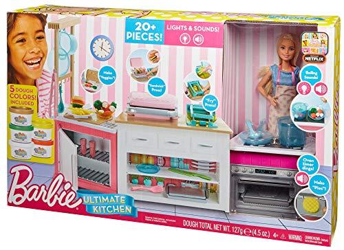 Barbie Ultimate Kitchen JungleDealsBlog.com