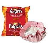 Wholesale CASE of 5 - Folgers Regular .9oz Filter Packs Coffee-Folgers Filter, Regular, 9 oz., 40/CT