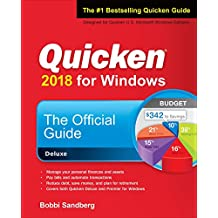 Quicken 2018 for Windows: The Official Guide