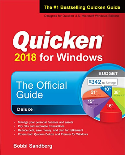Quicken 2018 For Windows  The Official Guide  Quicken   The Official Guide