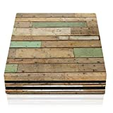 Cheap Controller Gear PS4 Pro Console Skin – Reclaimed Wood Horizontal – PlayStation 4