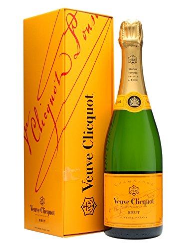 Veuve Clicquot - Brut Champagner 12% Vol. Schaumwein - 0,75l