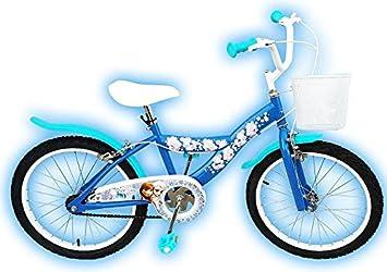 20 Pulgadas Rueda de bicicleta niños niña niños Chica bicicleta Bike Disney Frozen Frozen: Amazon.es: Deportes y aire libre