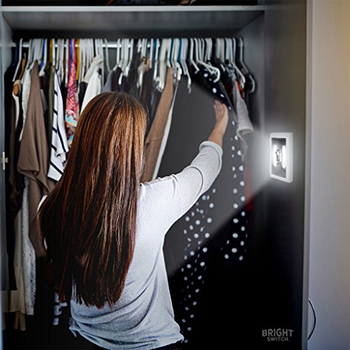 Masterlite Mains Powered Led Cabinet Light Pack Of 3: Super Bright Switch: Wireless Peel And Stick LED Lights