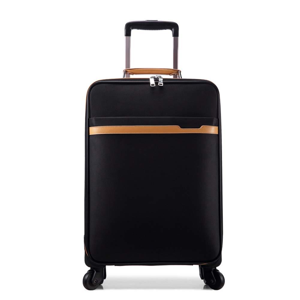 拡張可能な手荷物、荷物運搬トロリースーツケース、フライトキャビンユニバーサルホイールスーツケース(4輪搭載、ほとんどの航空会社で承認済み) 29in  B07KCKH6DK