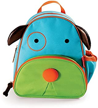 Skip Hop Zoo Toddler Kids Insulated Backpack Darby Dog Boy