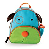 Baby : Skip Hop Zoo Toddler Kids Insulated Backpack Darby Dog Boy, 12-inches, Multicolored