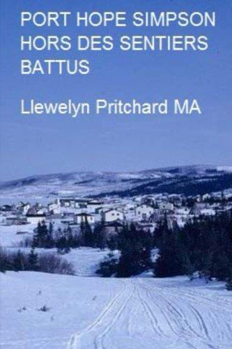 PORT HOPE SIMPSON Hors Des Sentiers Battus: Port Hope Simpson Mysteries  [Pritchard MA, Llewelyn] (Tapa Blanda)