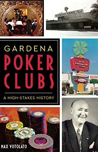 Gardena Poker Clubs: A High-stakes (Poker Themes)
