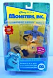 Monsters, Inc. Red Alert CDA Agent Agente Alerta Roja ADN by Hasbro