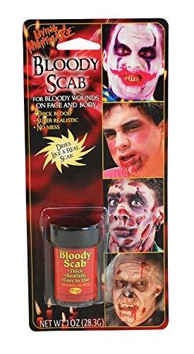 Bloody Scab Make Up Kit -