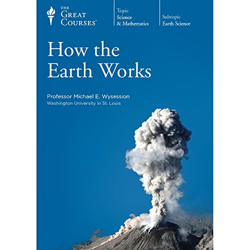 Amazon.com: The Great Courses: How the Earth Works: Michael E ...