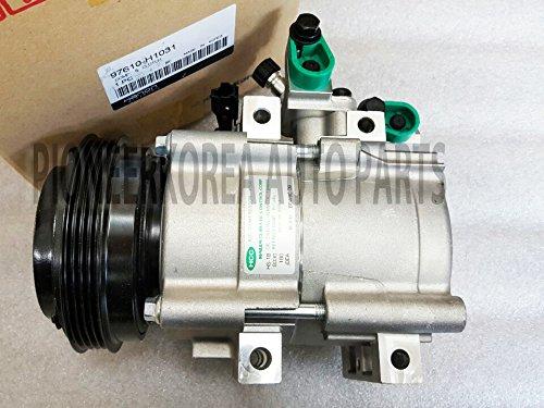 K048 - Compresor de Aire Acondicionado (97610H1031 97610-H1031 para terracan3,5): Amazon.es: Electrónica
