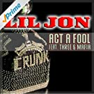 Act A Fool - Single