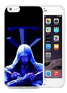 Popular iPhone 6 Plus/iPhone 6S Plus TPU Skin Case ,Wwe Superstars Collection Wwe 2k15 The Undertaker 13 White iPhone 6 Plus/iPhone 6S Plus Screen Cover Case Hot Sale And Unique Designed Phone Case