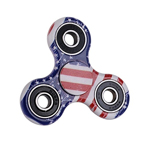 Price comparison product image YL Hand Fidget Spinner Toy for Children and Adults-Cheapest)