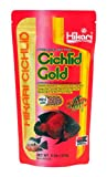 Hikari 8.8-Ounce Cichlid Gold Floating Pellets for Pets, Mini, My Pet Supplies