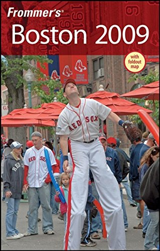 Frommer's Boston 2009 (Frommer's Complete Guides)
