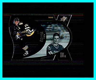 1997-98 SPx STEEL #41 Ron Francis PITTSBURGH PENGUINS