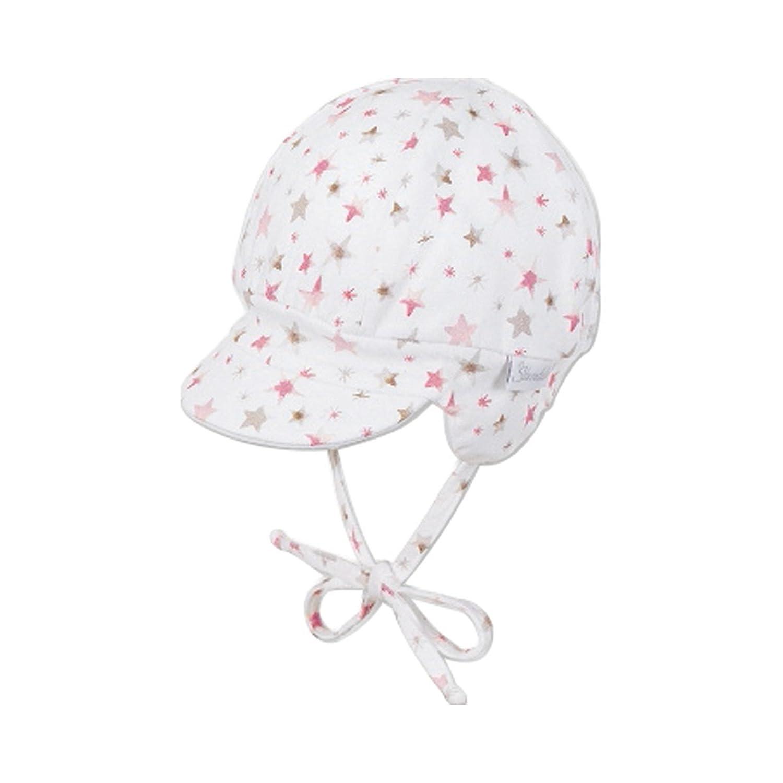 Sterntaler Casquette gavroche étoiles chapeau bébé  5Fsnp1504103 ... 9d0c2169431