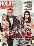 HOLA! USA en Espanol Diciembre 2016/Enero 2017 | Alec + Hilaria Baldwin
