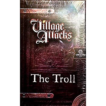 Amazon.com: Village Attacks - Wrath & Ruin Expansion: Toys & Games