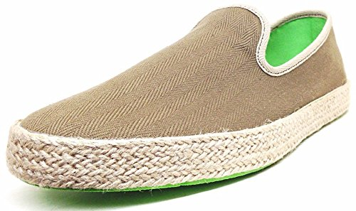 Sperry Top-Sider Men's Drifter Espadrille,Taupe/Khaki Canvas,US 8 M